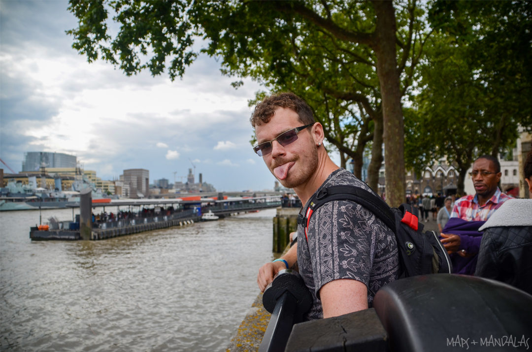 Why We Love Geocaching - Caching in London