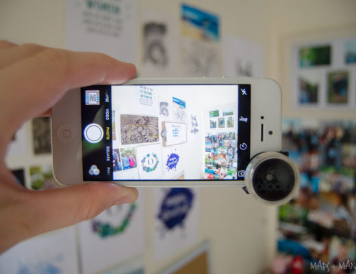 Olloclip iPhone Lens Review