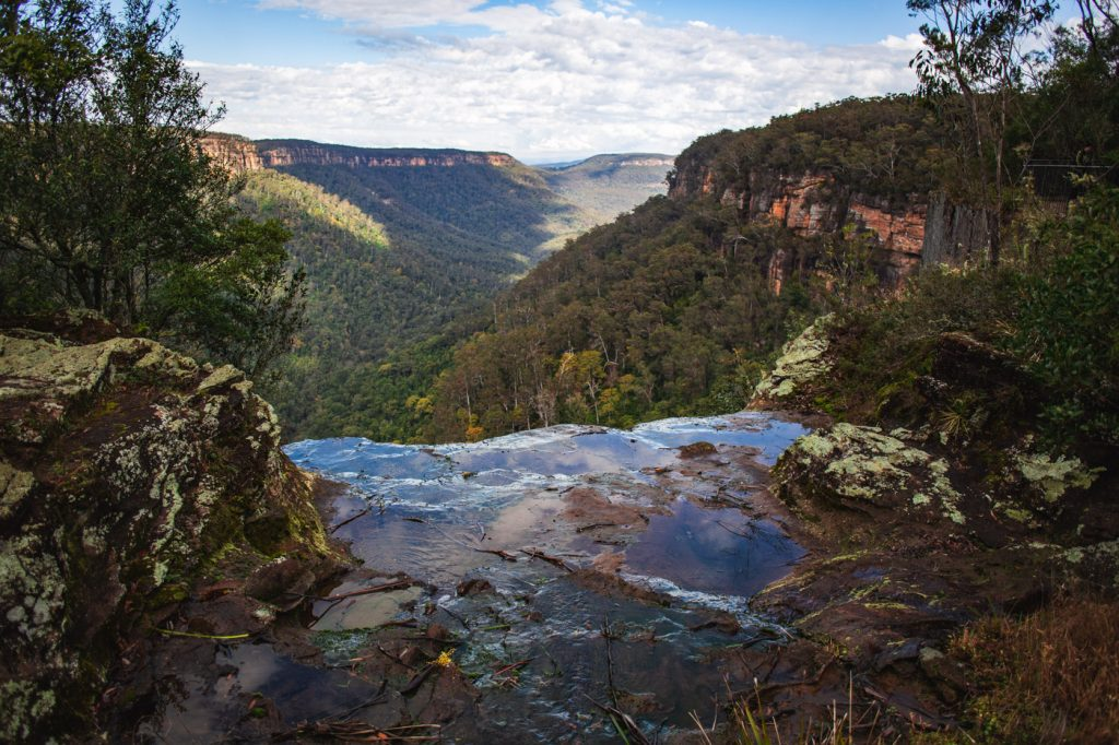 Fitzroy Falls Drop Off